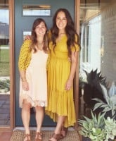 Joanna Gaines' sister 1