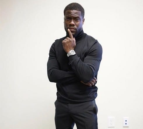 Kevin Hart's blackmailer 2