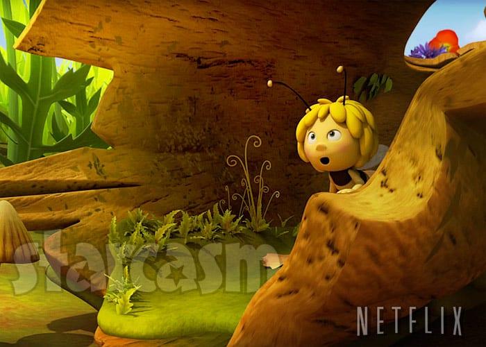 Maya the Bee no penis