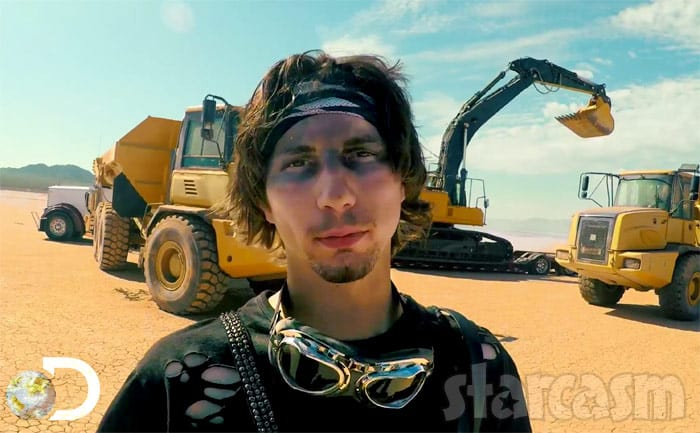 Gold Rush Parker Schnabel Mad Max