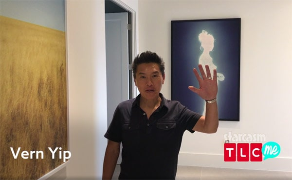 Trading Spaces designer Vern Yip