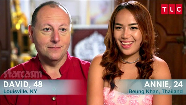 90 Day Fiance David and Annie