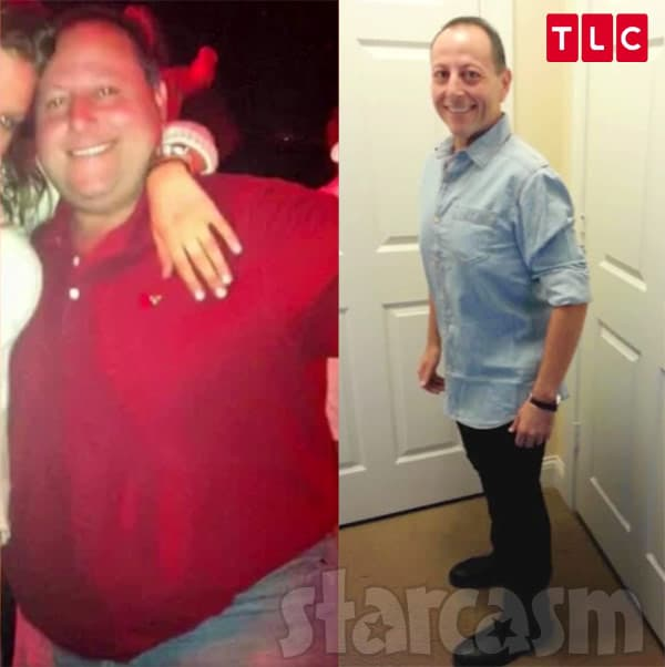 90 Day Fiance David before and after weight loss photos