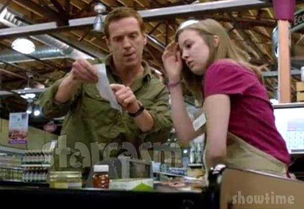 90 Day Fiance Elizabeth in Homeland with Damian Lewis