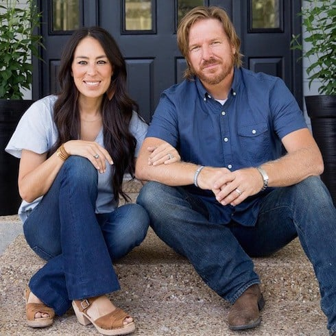 Are the Fixer Upper houses staged 2