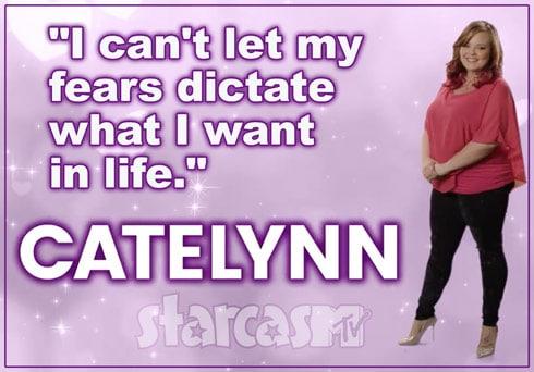 Catelynn Lowell Baltierra Real Housewives tagline new