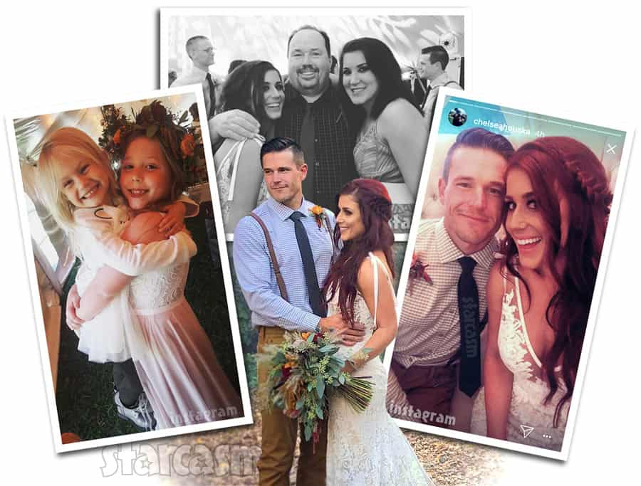 Chelsea Houska DeBoer wedding photos