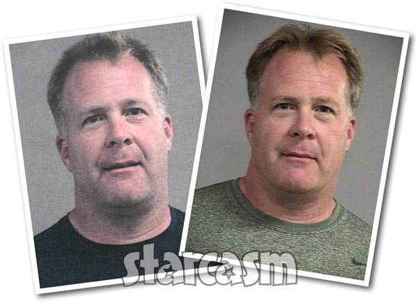 Chris Thieneman arrests mug shot photos