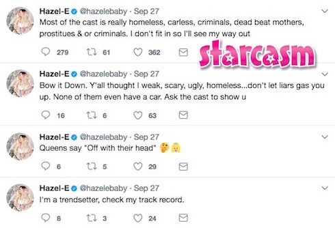 Did Hazel E quit LHHH 4