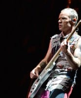 US Band Red Hot Chili Peppers perform live in 42nd Paleo Festival, in Nyon