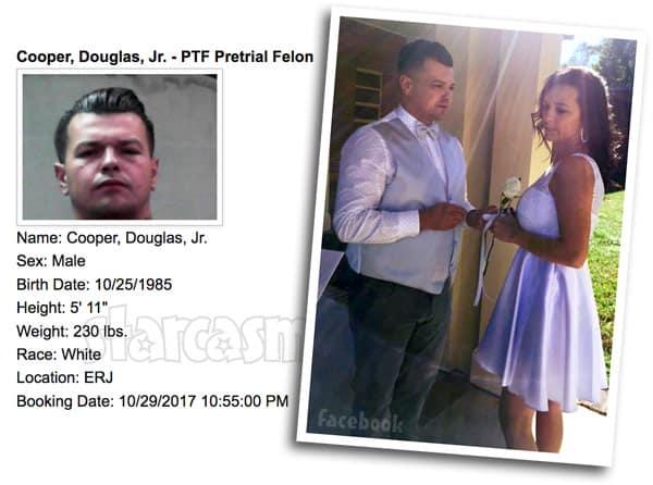 Gypsy Sisters Kayla's husband Doug arrested