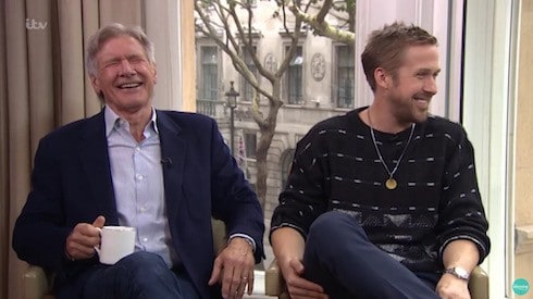 Harrison Ford and Ryan Gosling This Morning full interview 2