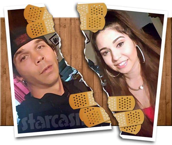 Jeremiah Raber and wife Carmela break up again again