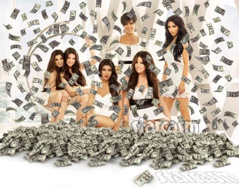 Kardashians net worth