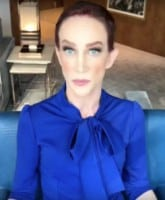 Kathy Griffin Calls Out Andy Cohen and Harvey Levin