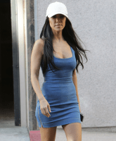 Kourtney Kardashian pregnancy joke 3
