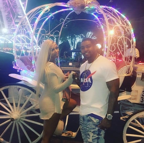 Lil Scrappy and Bambi's relationship 1