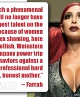 Farrah Abraham fired from Teen Mom OG by MTV over CamSoda live stream