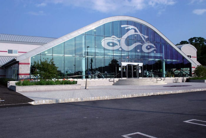 OCC Orange County Choppers building