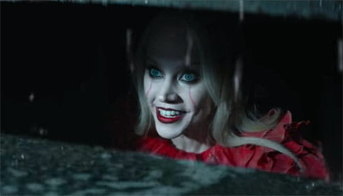 SNL Kellywise It Pennywise the Clown parody