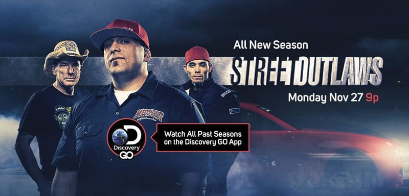 Street Outlaws Season 10 banner