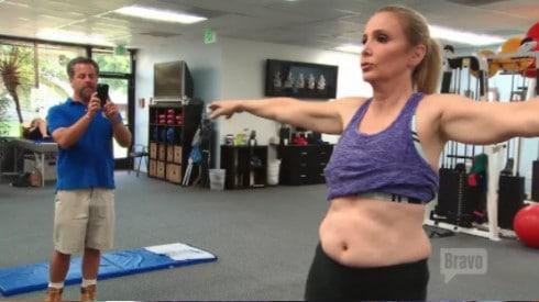 shannon-beador-weight gain