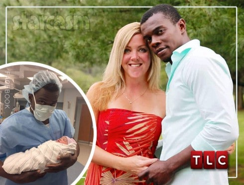 90 Day Fiance Melanie and Devar welcome baby daughter