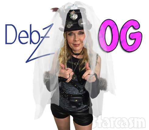 Debra Danielsen Debz OG wedding rap