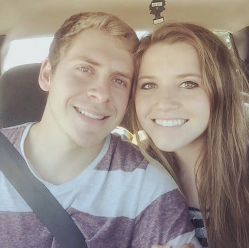 Did Joy-Anna Duggar get pregnant before marriage 2