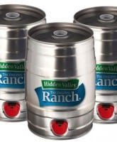 Hidden Valley Ranch in a keg