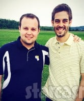 Josh Duggar and Derick Dillard together - both have been fired by TLC