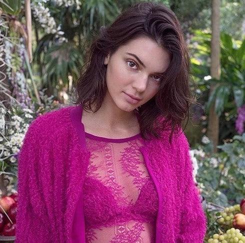 Kendall Jenner's La Perla contract 3