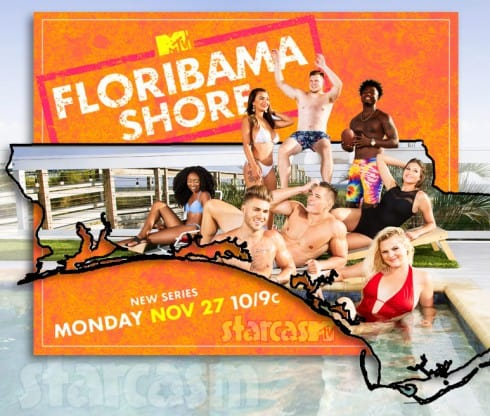 MTV Floribama Shore cast info, Instagram links, preview videos