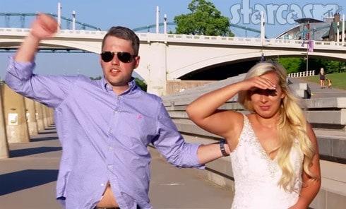 Ryan Edwards Mackenzie wedding photo