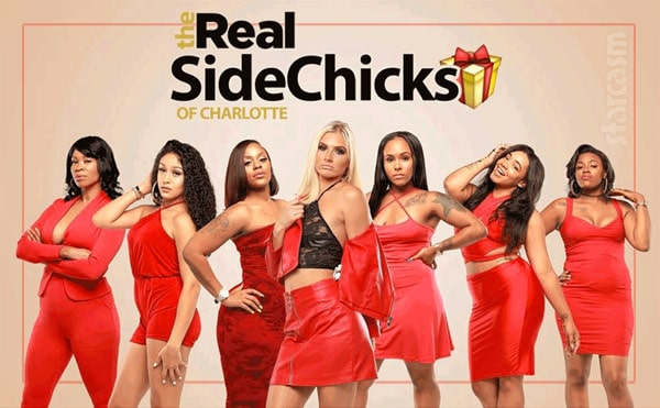 The Real Sidechicks of Charlotte cast