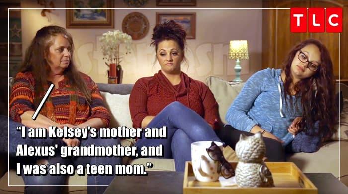 TLC Unexpected 3 teen mom generations