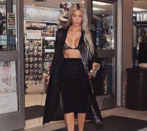 When is Kim Kardashian's surrogate due 2