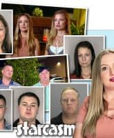 90 Day Fiance Elizabeth family arrests with mug shot photos