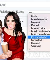 David Eason Facebook relationship status