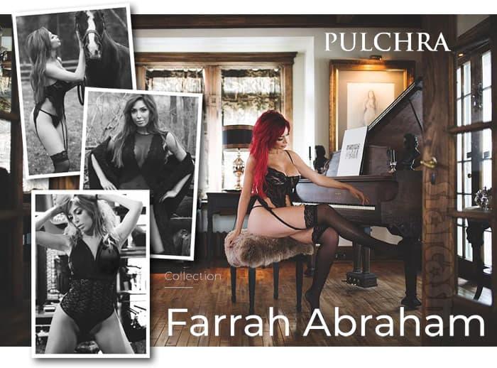 Farrah Abraham lingerie line