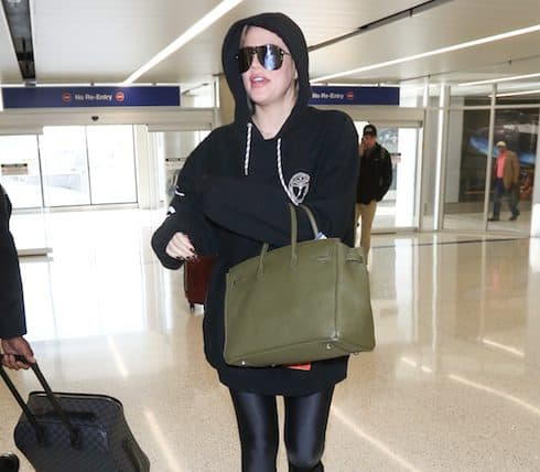 Is Khloe Kardashian really pregnant 2