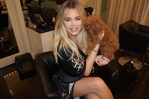 Khloe Kardashian's life 'changed' after she met her beau