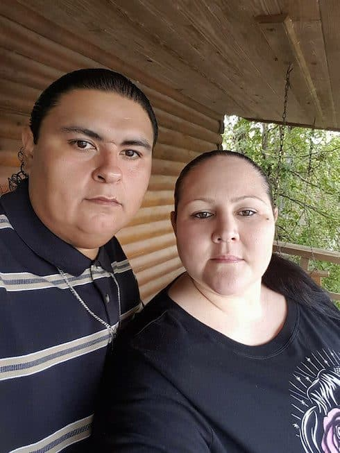My 600 Lb Life Michael Dominguez and wife November 2017