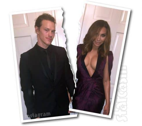 Naya Rivera files for divorece from Ryan Dorsey after assault arrest