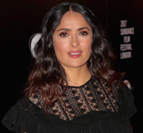 Salma Hayek's Harvey Weinstein story 1