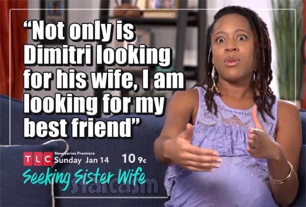 TLC Seeking Sister Wife Ashley Snowden