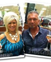 Long Island Medium Theresa Caputo and husband Larry Caputo split