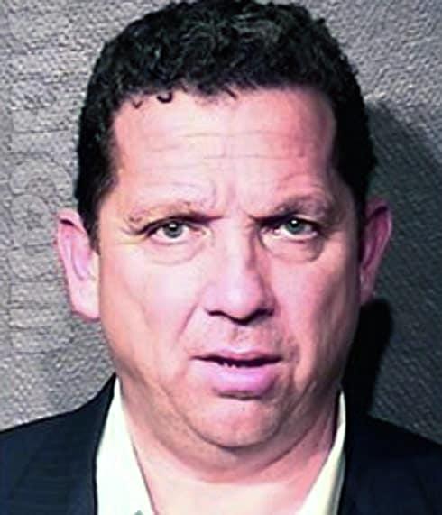 Tony Buzbee DWI arrest mug shot