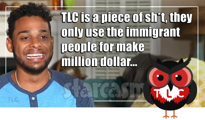 90 Day Fiance Luis suing TLC owl