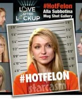 Alla Love After Lockup mug shot photos